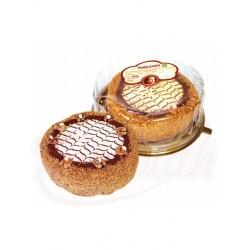 Праздничный торт Марленка с медом и какао, замороженный 850g
