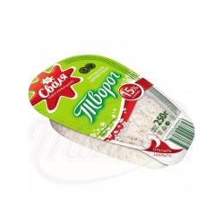 Queso fresco, con contenido de grasa 15%  Svalya