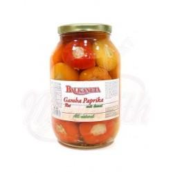 Pimiento rojo relleno de repollo Balkan 2350 g