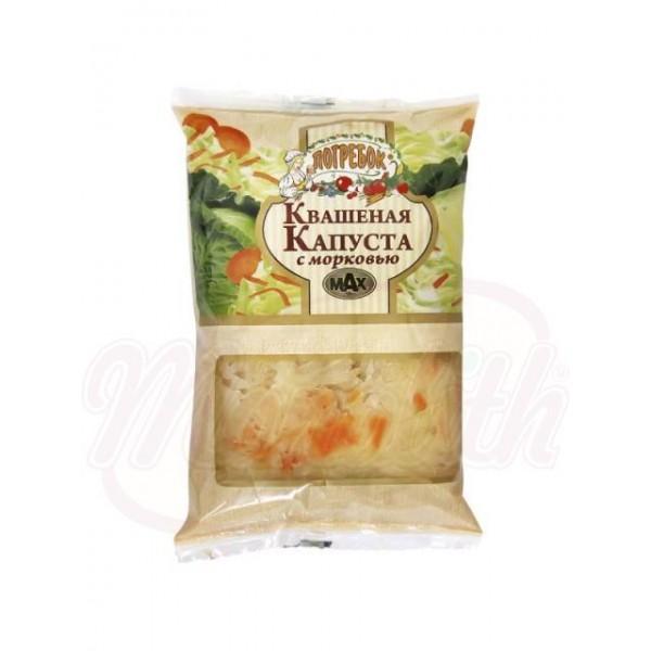 Choucroute Con Zanahorias POGREBOK 550 g - Verduras