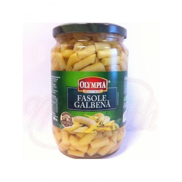 Желтая фасоль  Olympia  680 g - Румыния