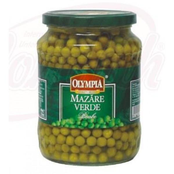 Зеленый горошек 720 ml - Румыния