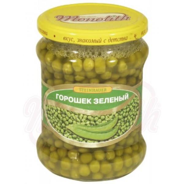 Guisantes verdes Steinhauer - Ucrania