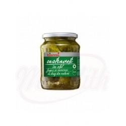 Огурцы в уксусе 3-6 см  680 g Raureni