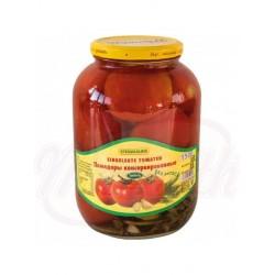 Помидоры консервированные без уксуса 1450 g