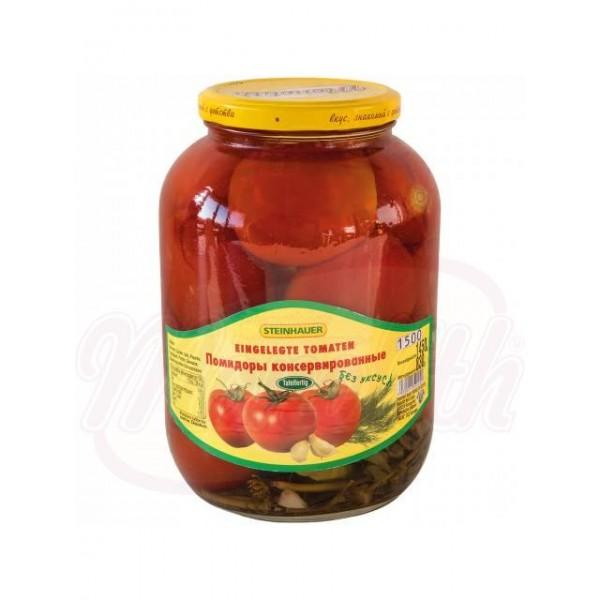 Tomates en escabeche 1450ml