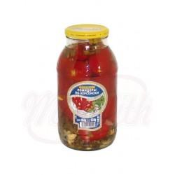 Tomates en vinagre Po-Jersonski 1850 g