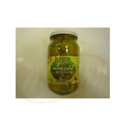 Tomates verdes de barril KA 860 g