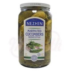 Pepinos marinados Po Nezhinski 920g