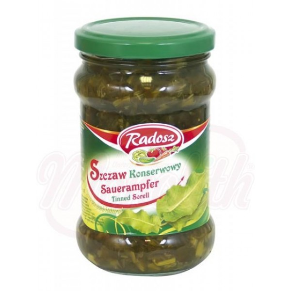 Acedera marinada Radosz 320 ml - Polonia