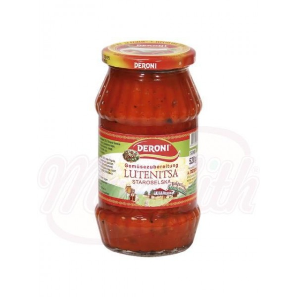 Preparado de Verduras  250 g - Bulgaria