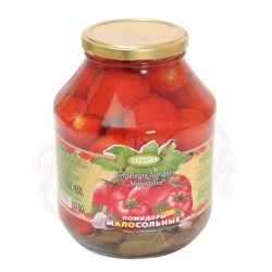 Tomates conservados Malosolnije 1700ml.
