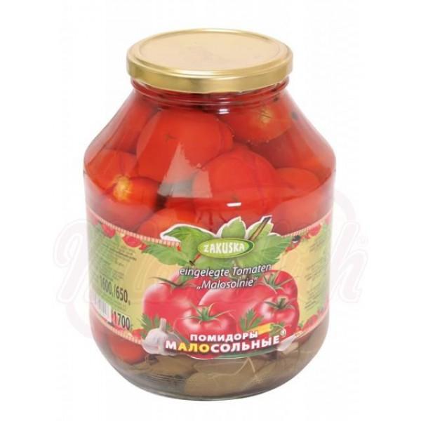"Tomates conservados ""Malosolnije"" - Macedonia"
