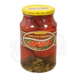 Tomates en vinagre 850ml.