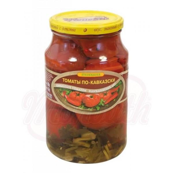 Tomates en vinagre - Ucrania