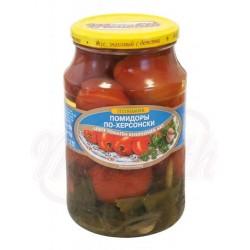 Маринованные помидоры 850г.