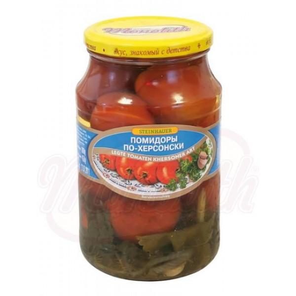 маринованные помидоры - Украина
