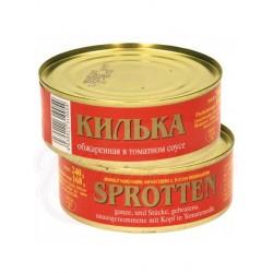Килька в томатном соусе 240 g