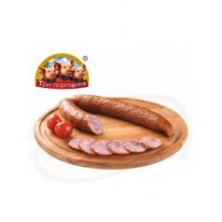 Salchichon picado de cerdo con ajo Uljotnaja 1 kg