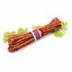 Salchicha cocida ahumada Kabanos wieprzowy z drobiem con carne de cerdo 120 g Madej & Wrobel