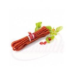 Польские сырокопченые колбаски из свиного мяса, со вкусом чили 120g Madej & Wrobel
