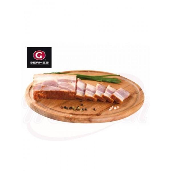Carne ahumada con ajo Brushina s chesnokom 250g - Otros