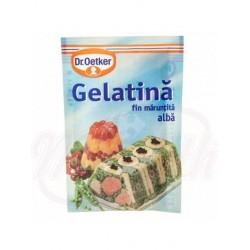 Gelatina fina 10 g  Dr. Oetker