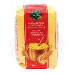 Grano de maíz, gruesa Molino Fabero 1000 g