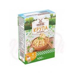"""Cebada perlada en paquetitos 4 x 100 g  """"Zhitnitsa"""""""