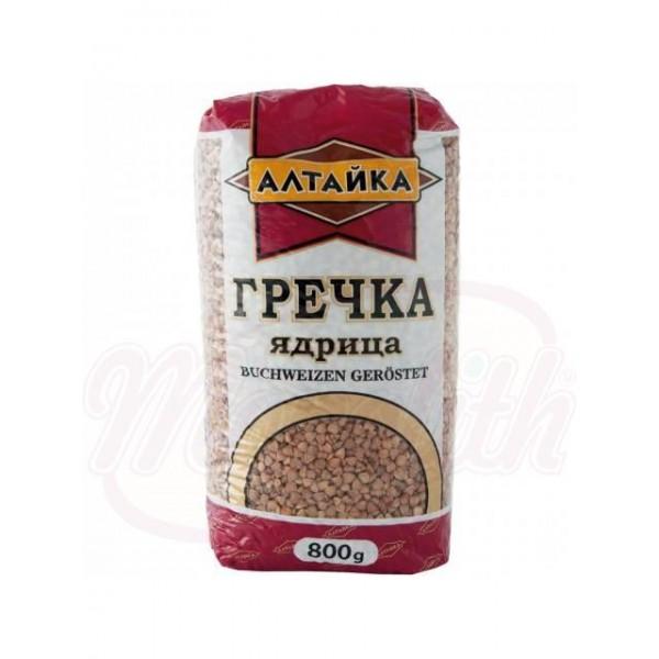 Alforfón asado Altajka 800 g - Rusia