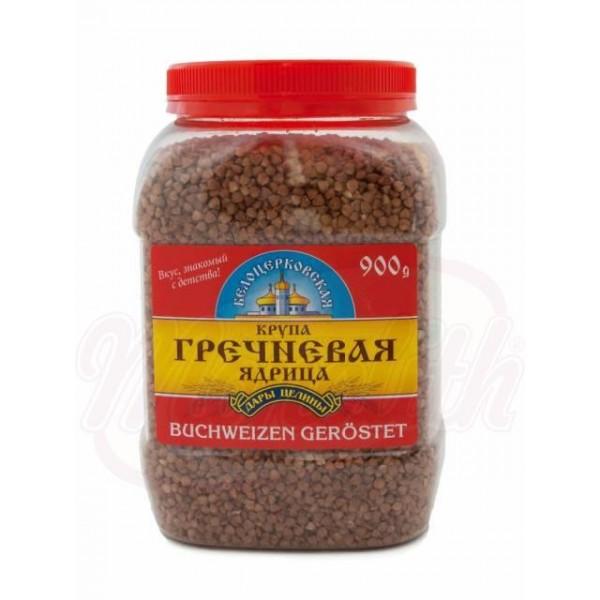 Alforfón asado Belozerkowskaja 900 g - Ucrania