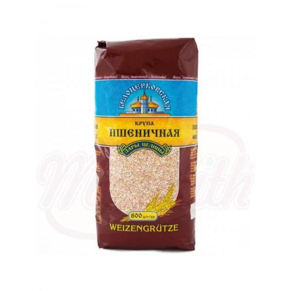 Крупа пшеничная Белоцерковская 800 г - Украина