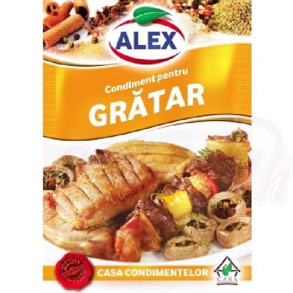 Condimento para barbacoa  18 g - Rumanía