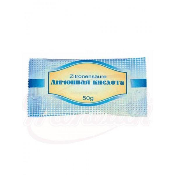 Ácido cítrico 50g - Lituania