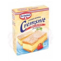 Crema para tartas Cremsnit 230g Dr. Oetker