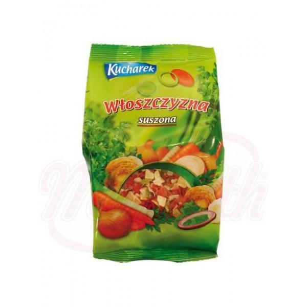 Hortalizas secas   100 g - Polonia