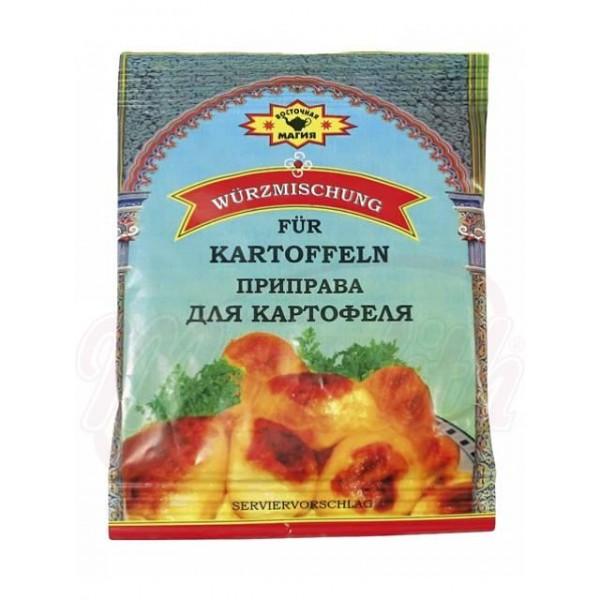 Приправа для картофеля 50 g - Литва