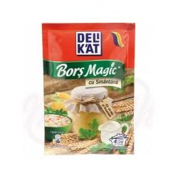 Сухая смесь приправ с сухими сливками для румынского кислого супа Bors Smantana 38 g