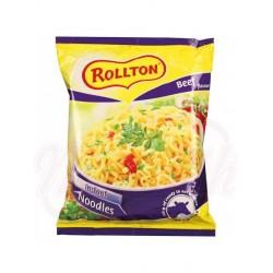 Fideos Rollton  rápida preparación sabor ternera 60 g