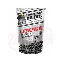 Семечки черные жареные  Тамбовский волкъ 290 g