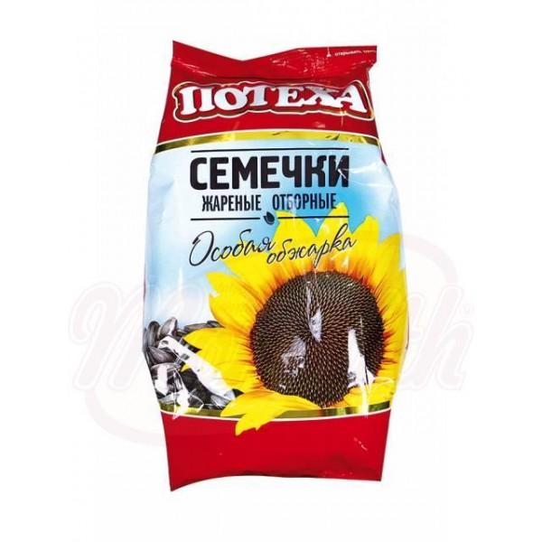 Семечки жареные   Потеха  отборные 500 g - Россия