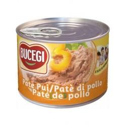 Паштет Bucegi куриный SCANDIA 200 g