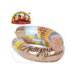 Salchicha de higado Livernaya Uletnaya 700g .