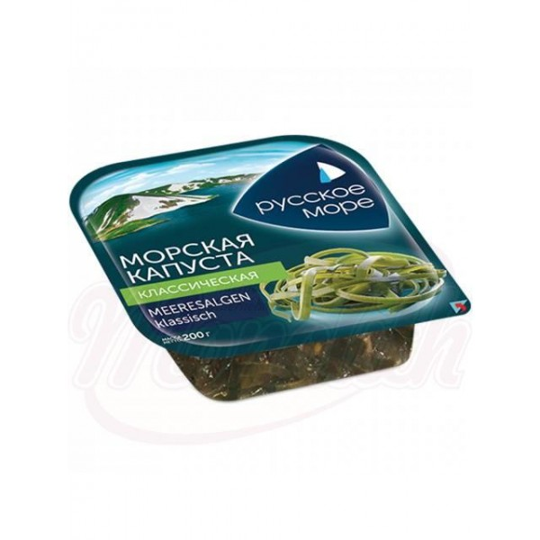 Algas marinas Clasicas Russkoe More 200g - Otros perecederos