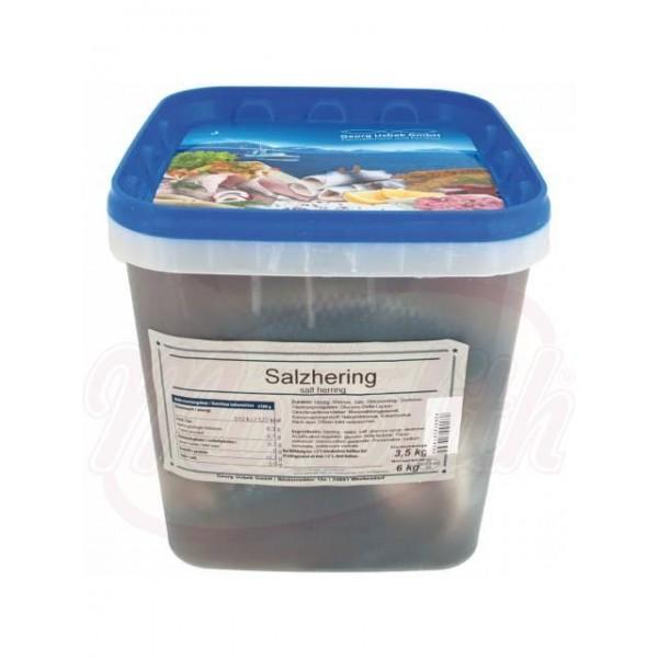 Arenque ligeramente salados 1 kg - Otros perecederos