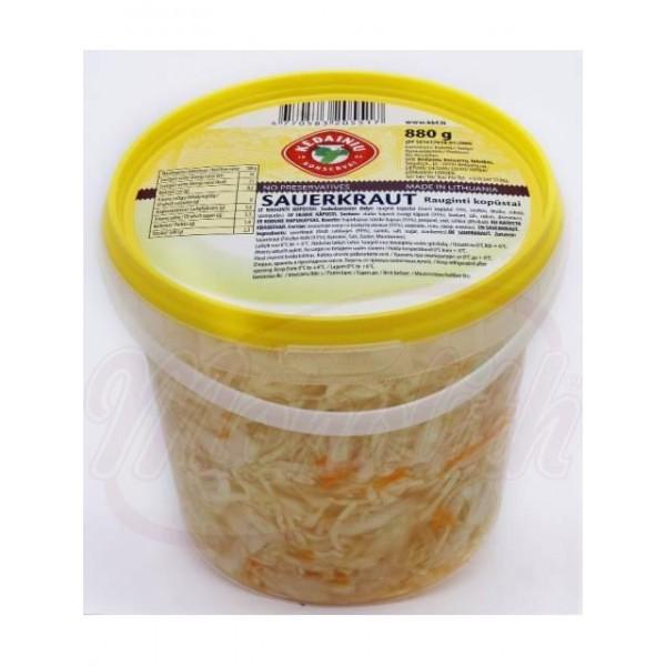 Repollo fermenetado Kedainiu 880g - Verduras