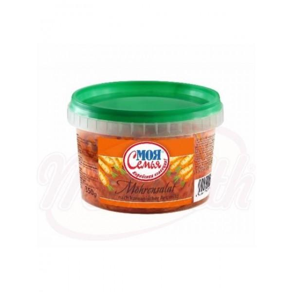 Zanahoria coreana picante suave Mi Familia 350g - Corea