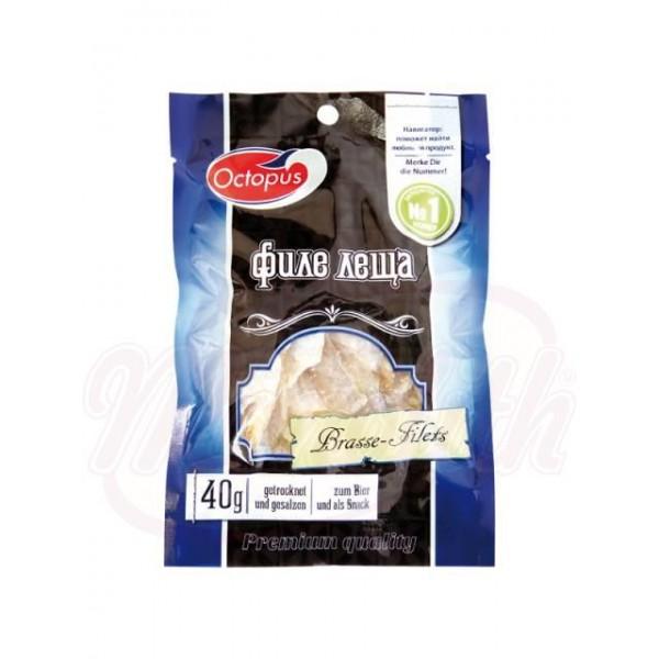 Brema seca File lesha 40g - Salados y pipas