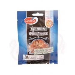 Gambas peladas, secas y saladas Octopus 20g
