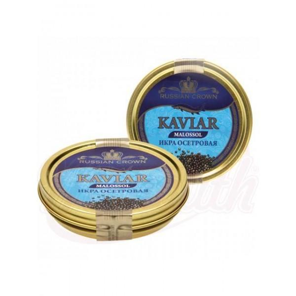 Caviar de esturión 100 g - Huevas